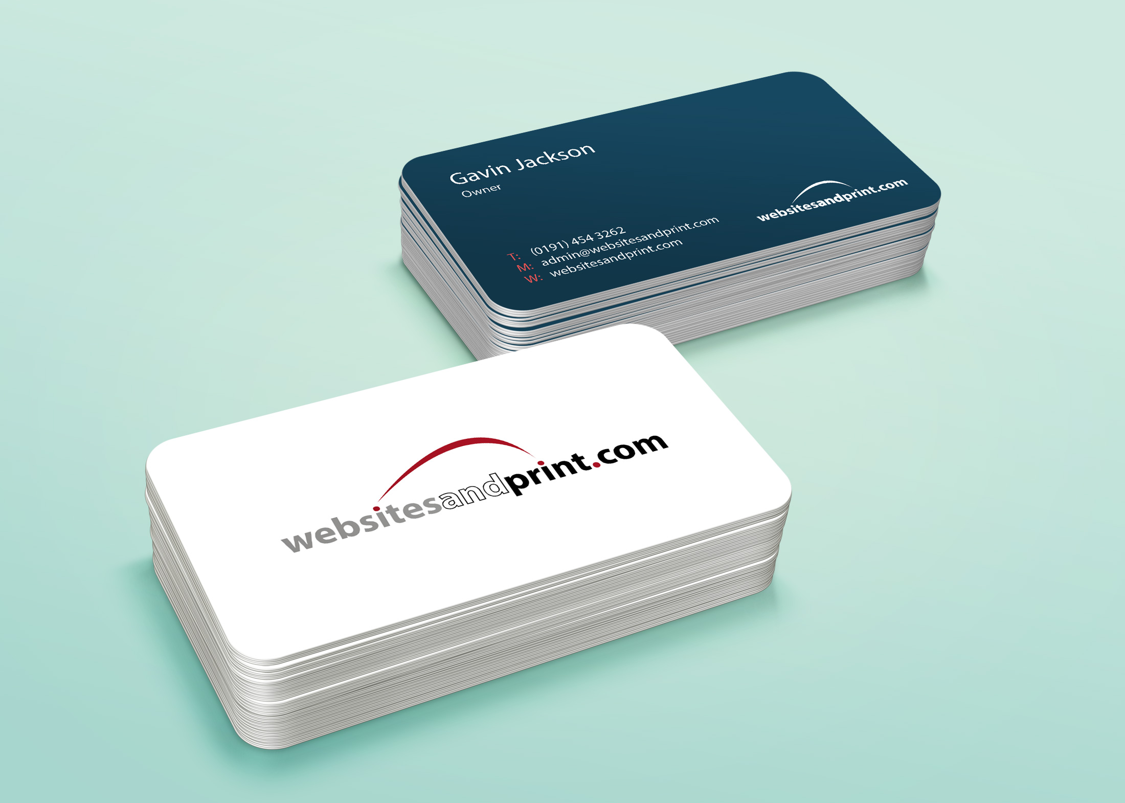 Business Cards - Websites and Print